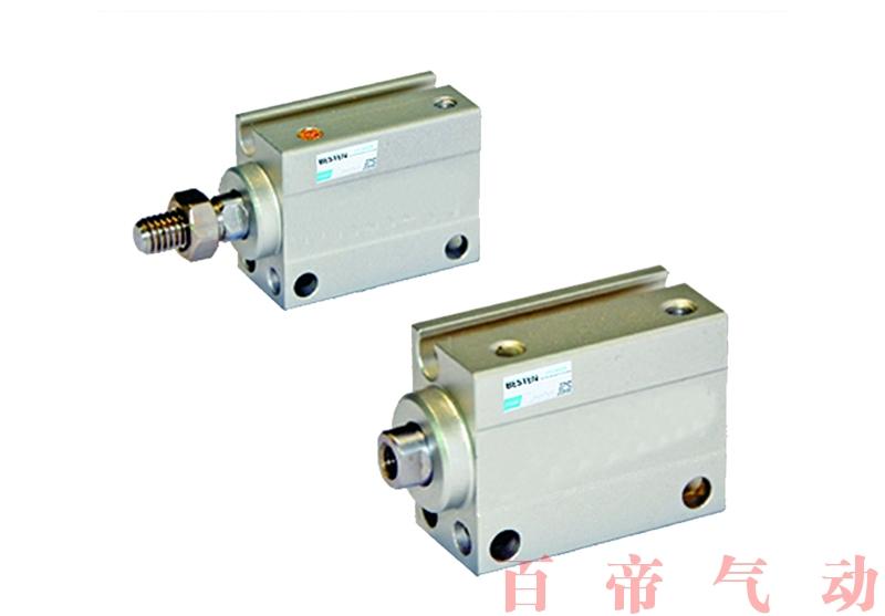 MU系列小型自由安装气缸