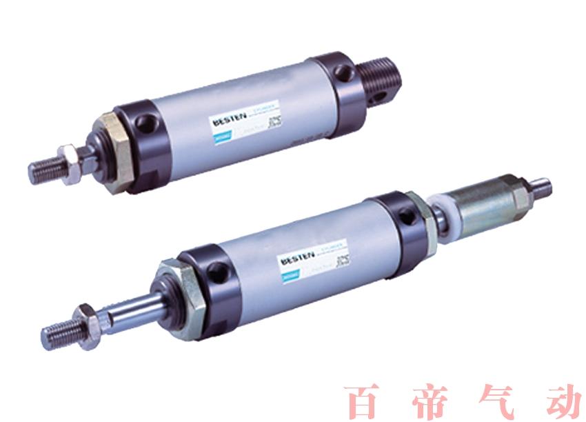 济宁MAL系列铝合金迷你标准气缸