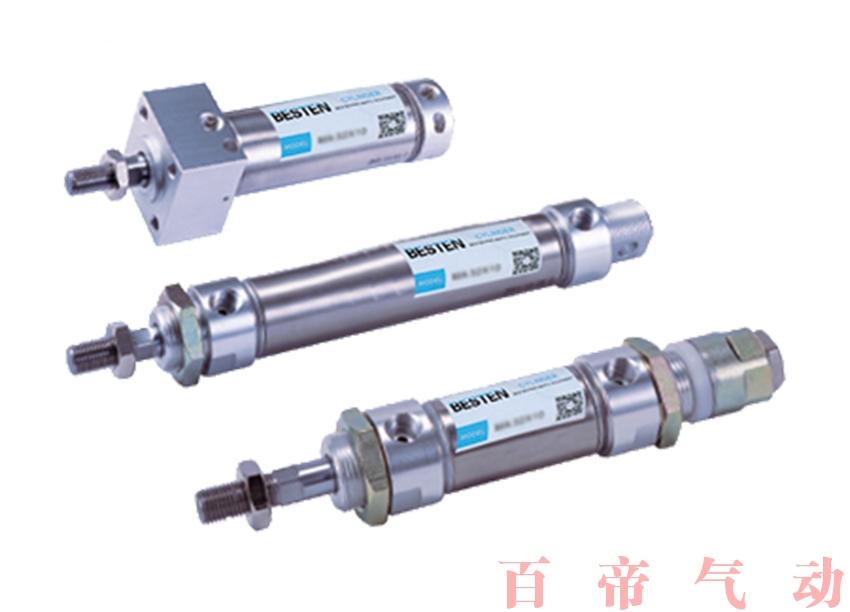 济宁MA系列标不锈钢迷你型准气缸