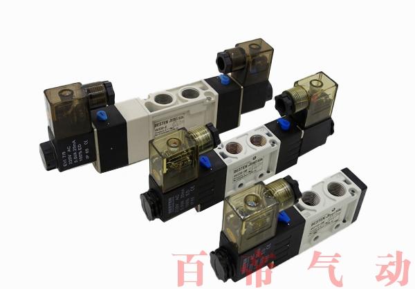 4V系列电磁阀